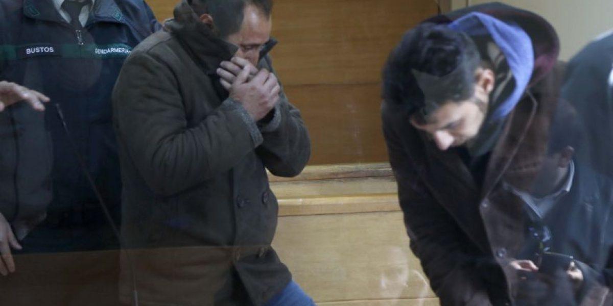 Padre e hijo que mataron a delincuente tras