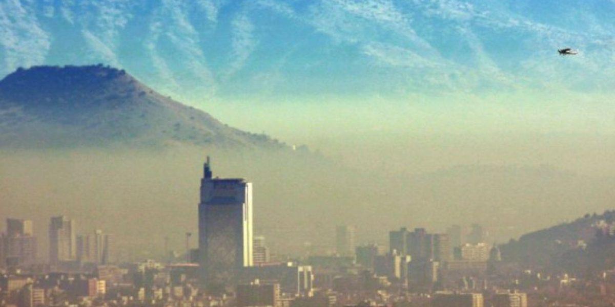 Autoridad declara alerta ambiental para este martes en Santiago