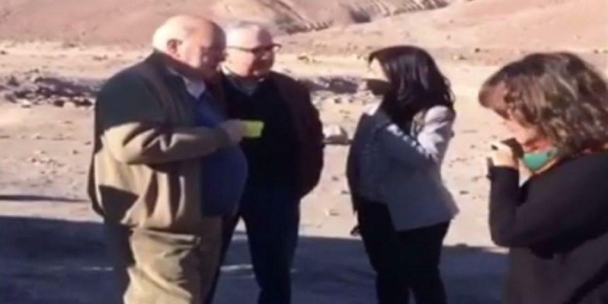 Agente chileno ante La Haya inicia visita a puertos de Arica e Iquique