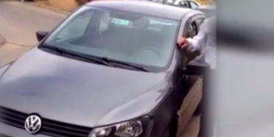 Valparaíso: hombre solo alcanzó a pagar cuatro cuotas de su auto y fue víctima de portonazo