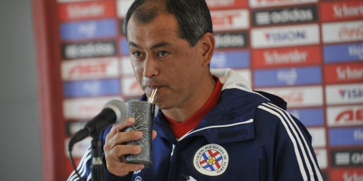 El debut será ante Chile: Paraguay oficializa a Francisco Arce como nuevo técnico de la selección