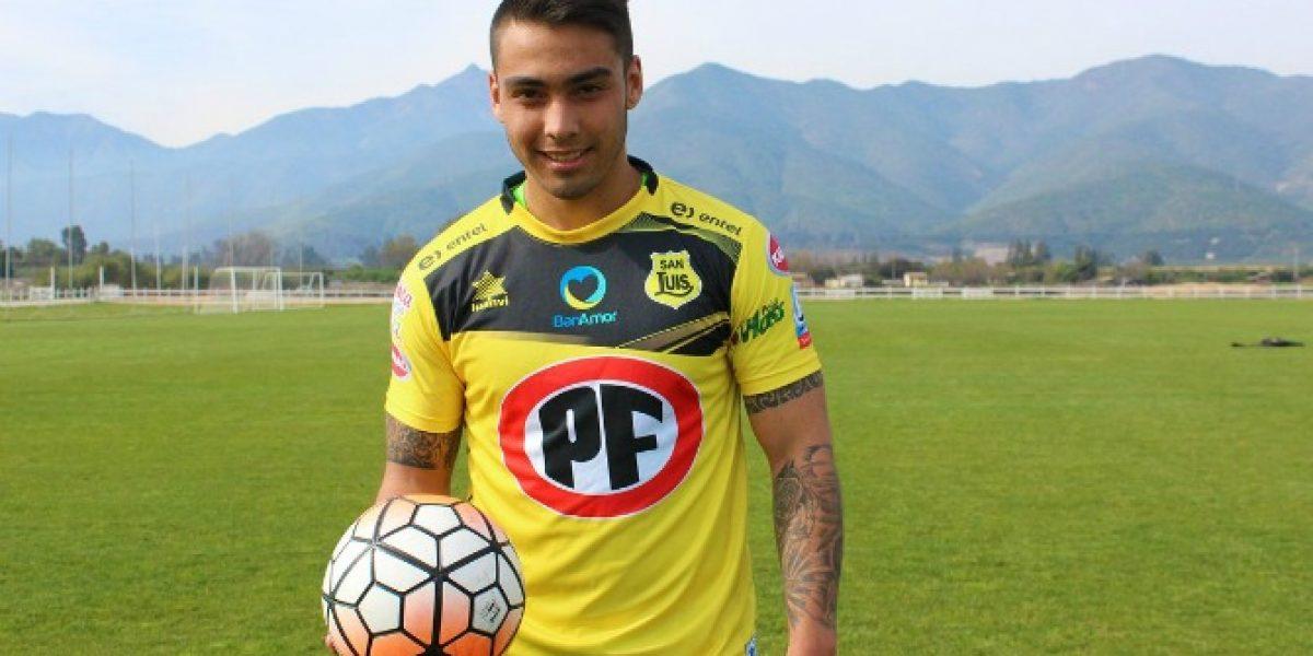 Le saco otro valor al archirrival: San Luis ficha a otro jugador de La Calera