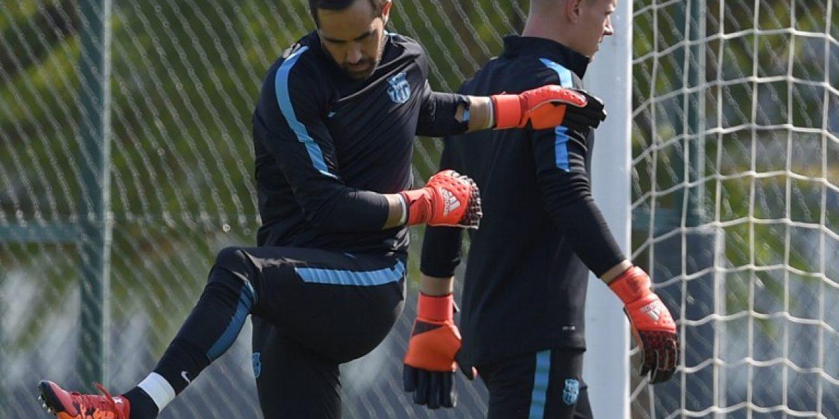 El Barça le pone cláusulas estratosféricas a los pases de Bravo y Ter Stegen