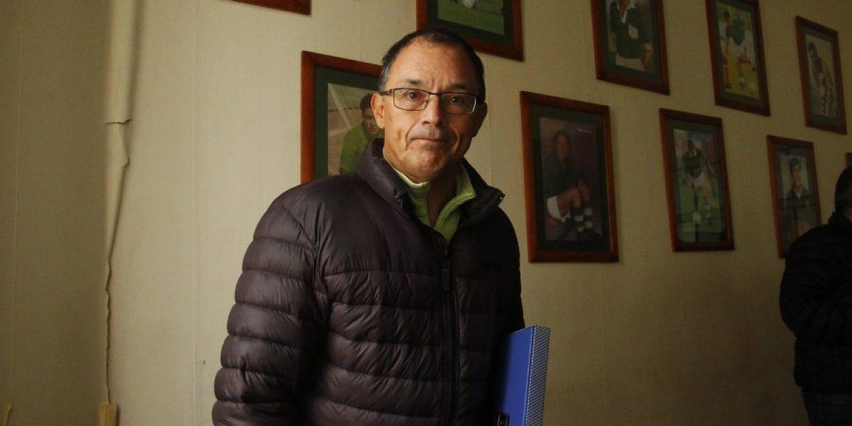 Alfredo Arias no se olvida de Wanderers: