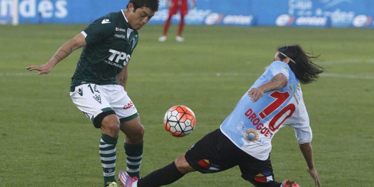 Antofagasta renueva a Droguett y ficha a delantero uruguayo cerrándole el plantel a Vergara