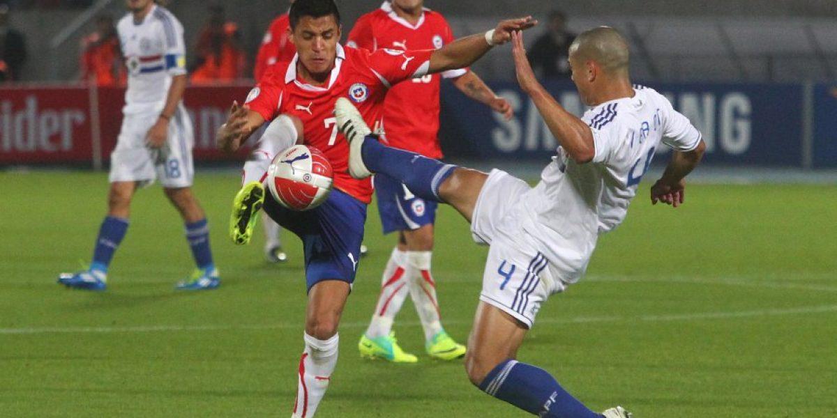 Con Campos Toro como figura: Chile sabe de triunfos ante un Paraguay del Chiqui Arce