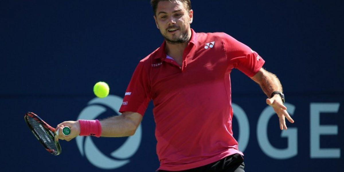 El tenis olímpico también perdió a Stan Wawrinka