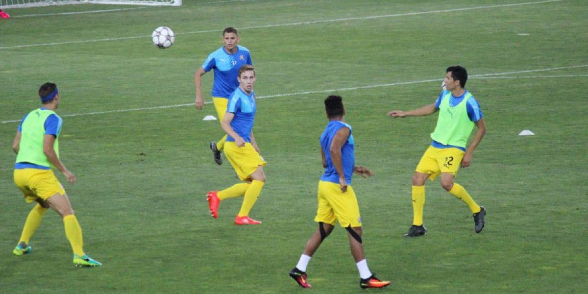 Dinamo Zagreb quedó a un paso de la clasificación a la fase de grupos de la Champions
