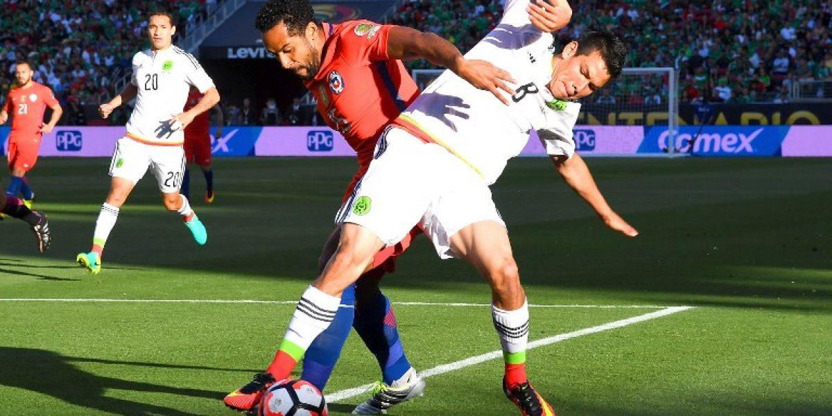 Más lágrimas mexicanas por el histórico 7-0 de Chile:
