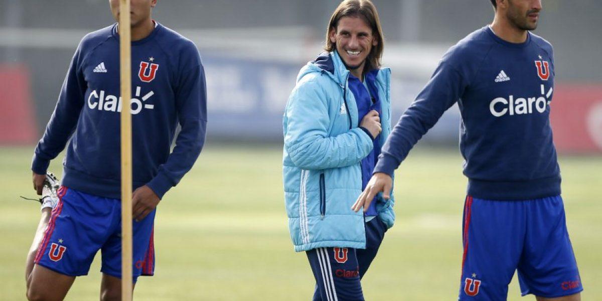Beccacece conversó con Bonini y Herrera buscando revertir el delicado momento azul