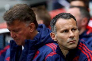 Giggs actuaba hasta la temporada pasada como auxiliar técnico en el United Foto:Getty Images. Imagen Por: