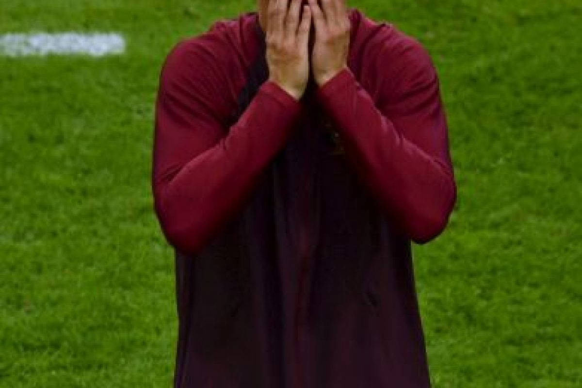 Cristiano Ronaldo tuvo momentos complicados en Manchester United Foto:Getty Images. Imagen Por: