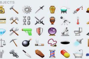 Además de este nuevo emoji, con iOS 10 llegarán 72 más. Foto:Apple. Imagen Por: