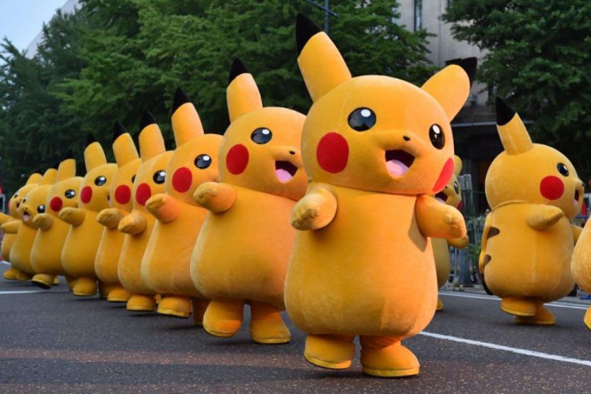 5 curiosidades que deben conocer de Pikachu Foto:AFP. Imagen Por: