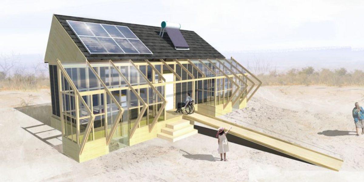 Los 13 innovadores proyectos sustentables que compiten por ser las nuevas viviendas sociales
