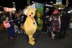 2. Iba a aprender a hablar: Ikue Otani, la actriz que le dio voz a Pikachu en la serie, cuenta que uno de los planes era que aprendiera a habla Meowth Foto:AP. Imagen Por: