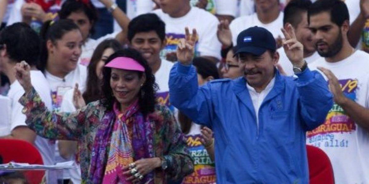 Nicaragua: Ortega buscará la reelección con su esposa como compañera de fórmula