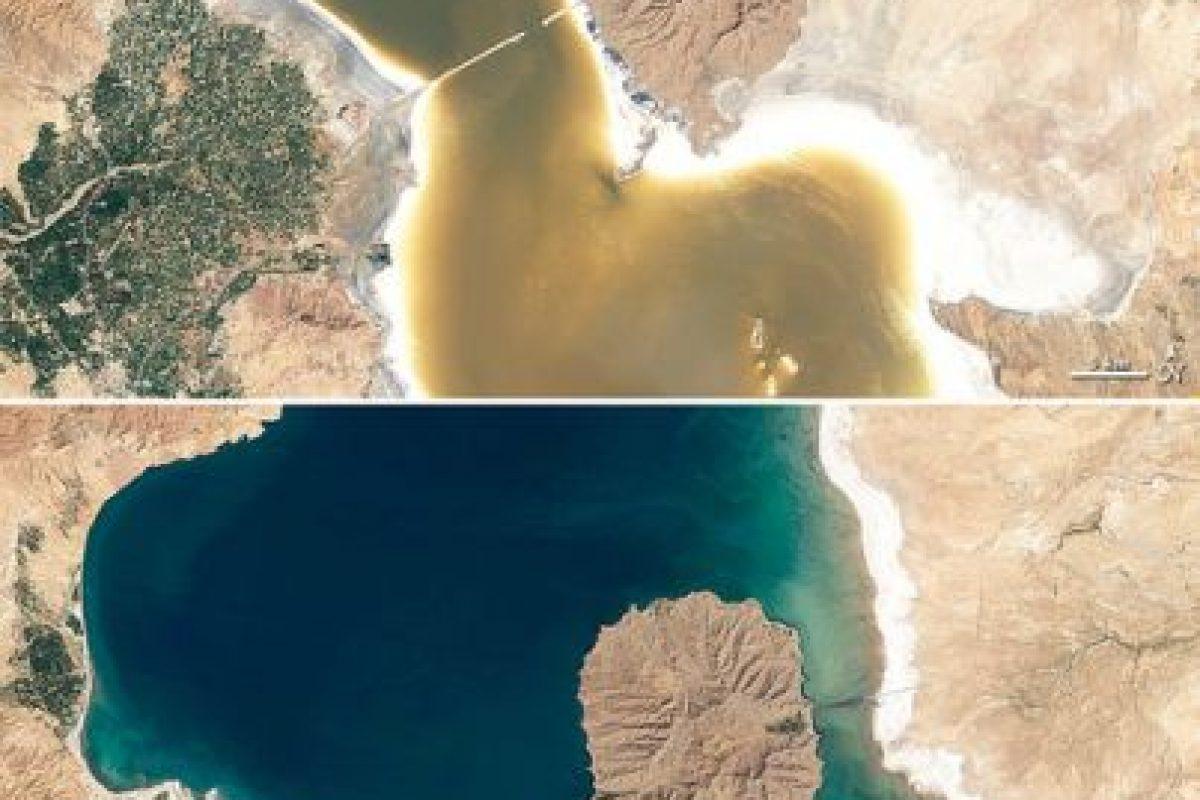 Han obligado a los habitantes a usar el agua del lago en sus actividades diarias Foto:Wikimedia.org. Imagen Por: