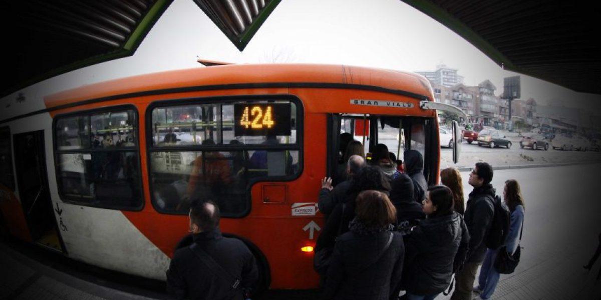 10 propuestas para el rediseño del Transantiago que recibirá el Ministerio de Transportes
