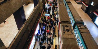 Metro advierte interrupciones en el servicio de la Línea 1 tras desnivel en las vías