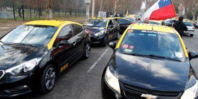 Corte de Apelaciones rechaza recurso de protección de taxistas contra Uber