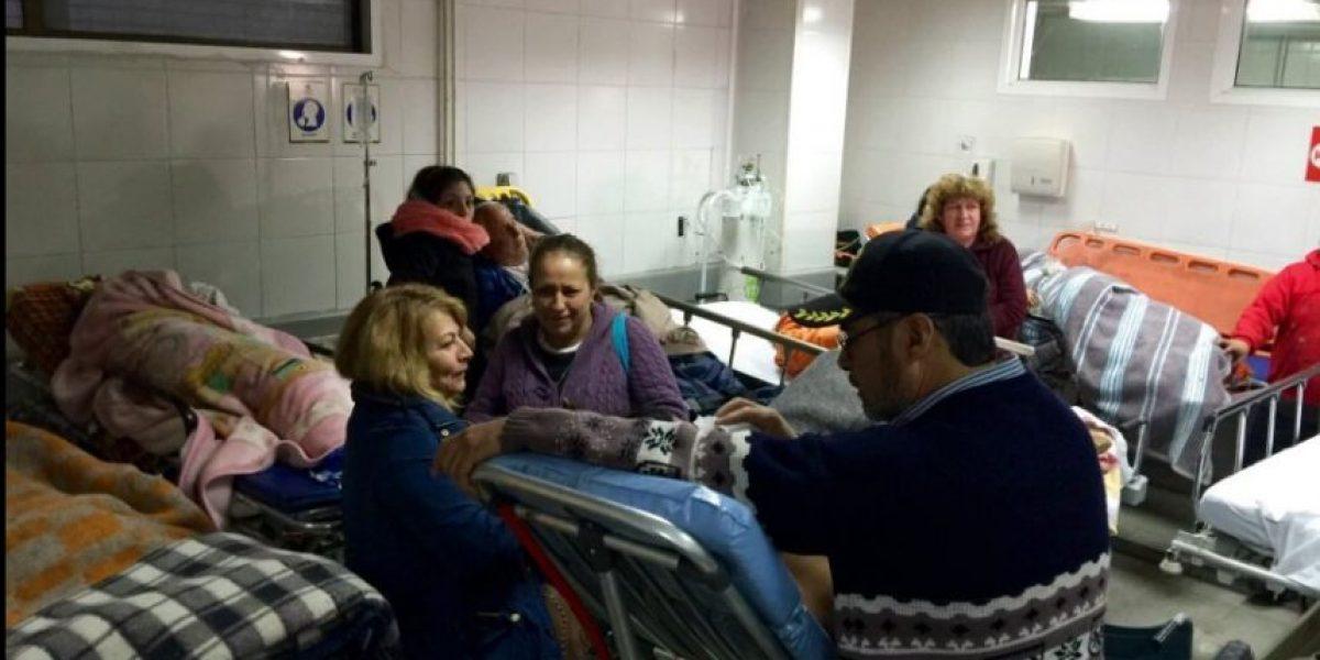 Ministra de Salud y colapso en Hospital San José: