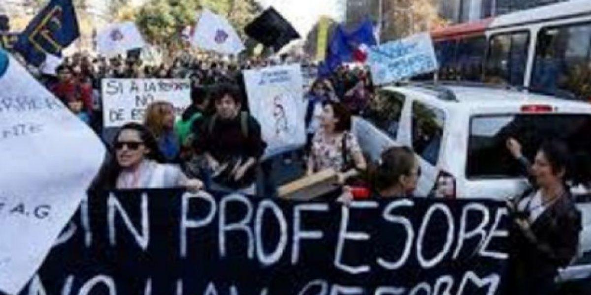 Encasillamiento en Carrera Docente genera nueva crisis al interior del Colegio de Profesores