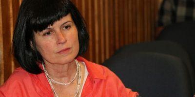 """Rectora Roxana Pey le responde a Delpiano: """"La Universidad de Aysén sí existe como tal"""""""