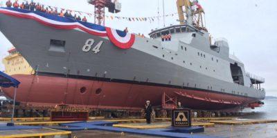 """Así es el nuevo patrullero de Zona Marítima """"Cabo Odger"""" de la Armada"""