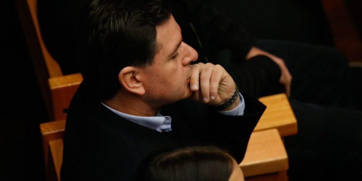 Rodolfo Baier tras formalización por SQM: