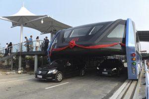 Su principal objetivo es viajar por encima de los automóviles Foto:AP. Imagen Por: