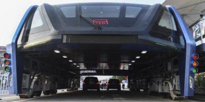 Los 4 números más sorprendentes del TEB-1: el autobús del futuro en China