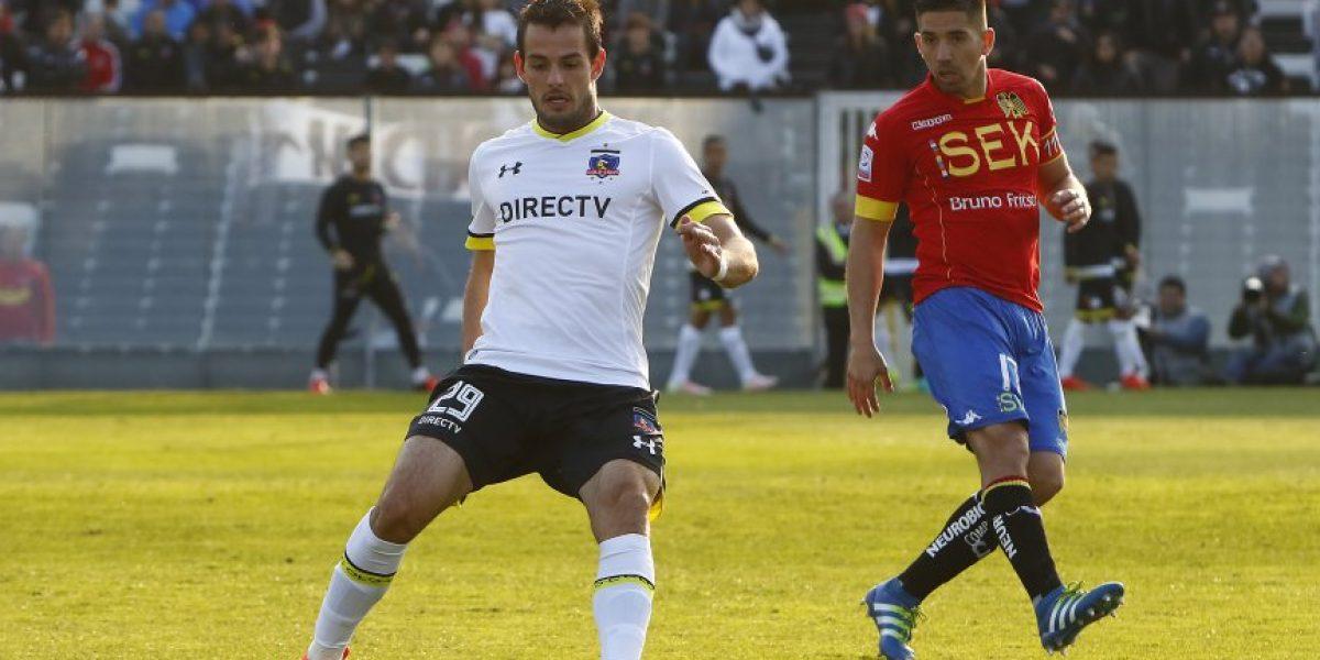 Rivero quiere romper la racha: El negativo registro de los últimos 10 uruguayos en Colo Colo