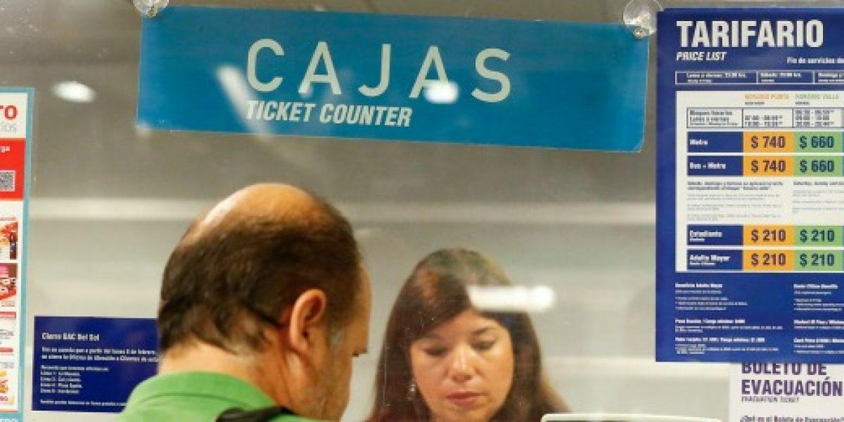 Congreso despacha ley que permitirá a Metro emitir tarjetas de prepago