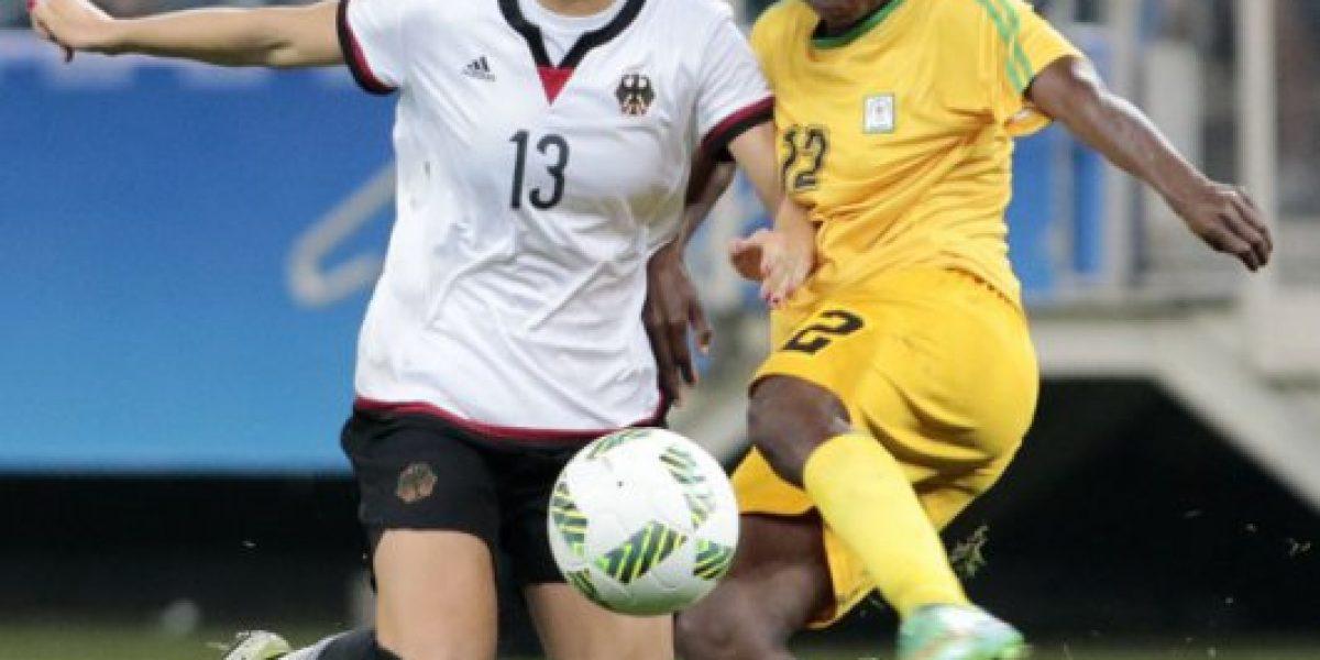 Alemania se anotó con la primera paliza de Río 2016