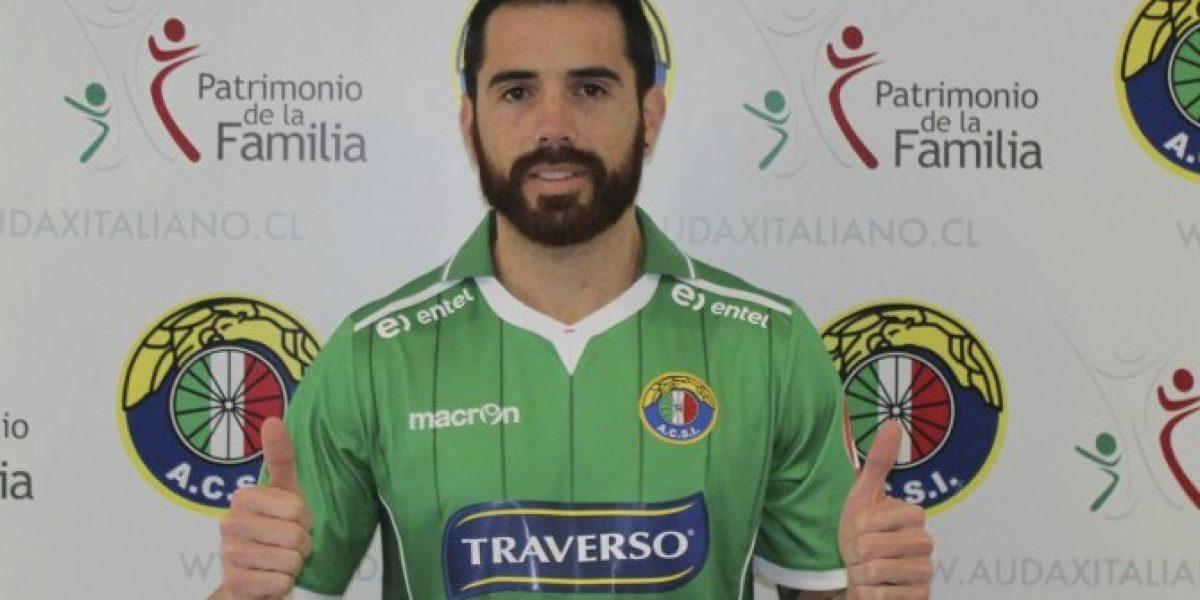 Daúd Gazale tendrá una nueva oportunidad en el fútbol chileno