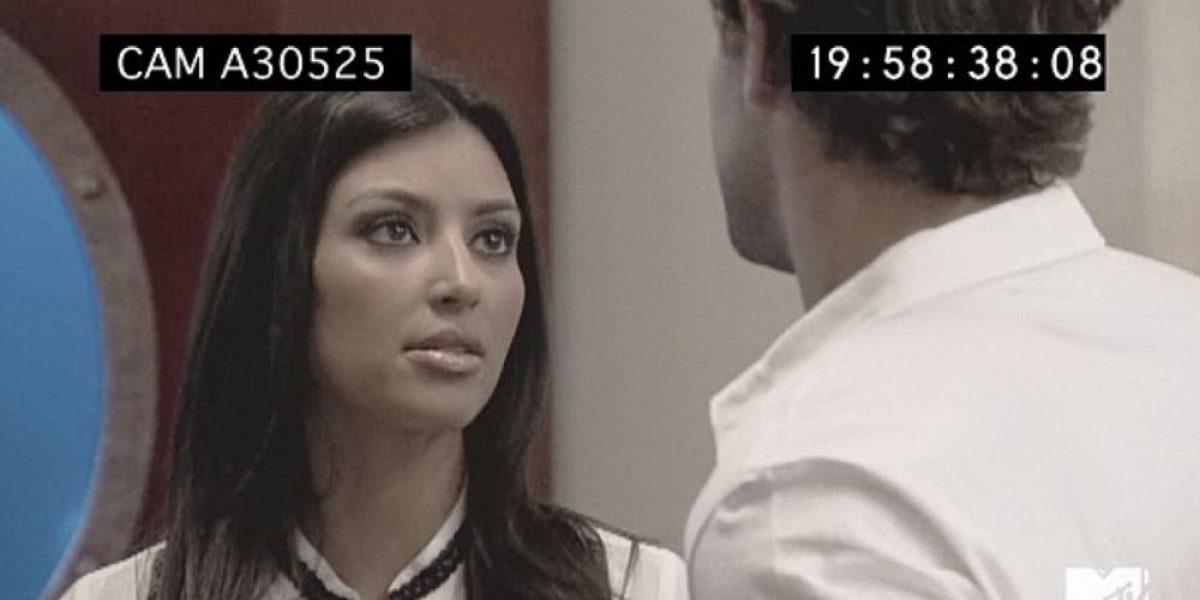 Fotos: Esta fue la primera aparición de Kim Kardashian en TV