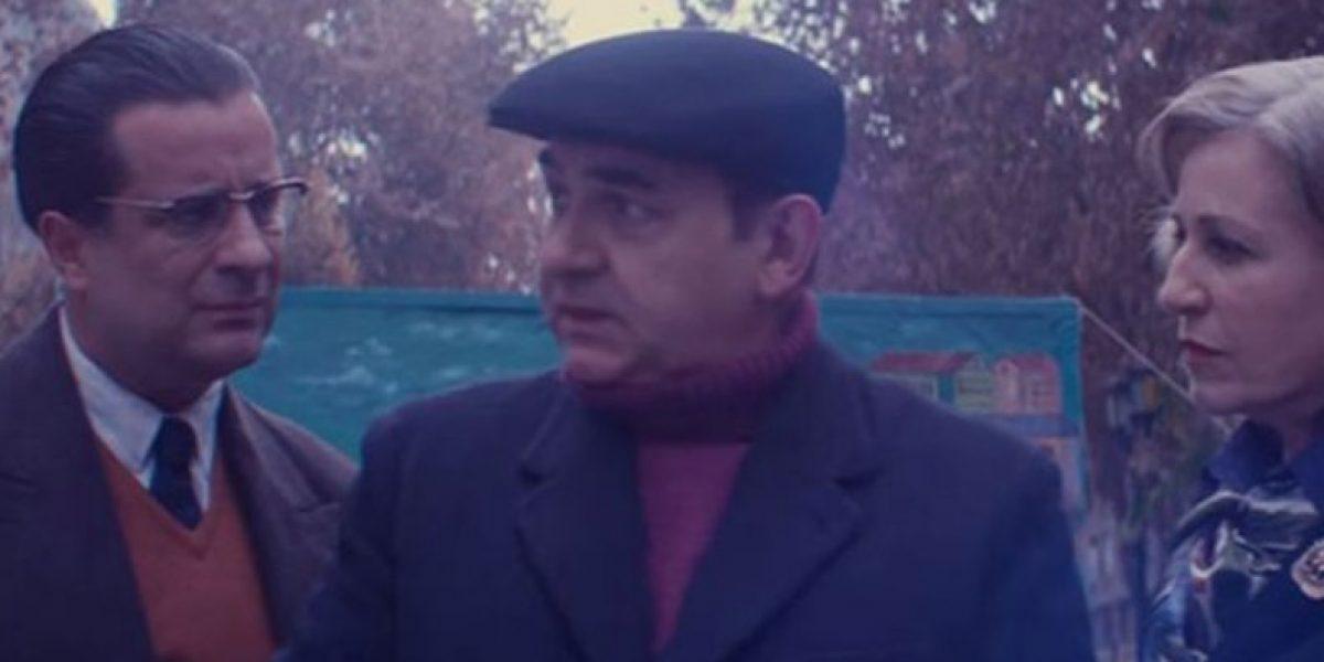 Gnecco y su rol como Neruda: