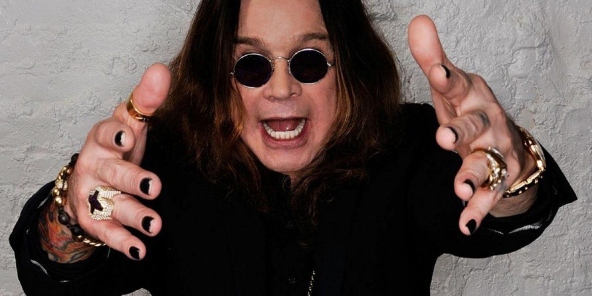 Ozzy Osbourne está en terapia por adicción al sexo