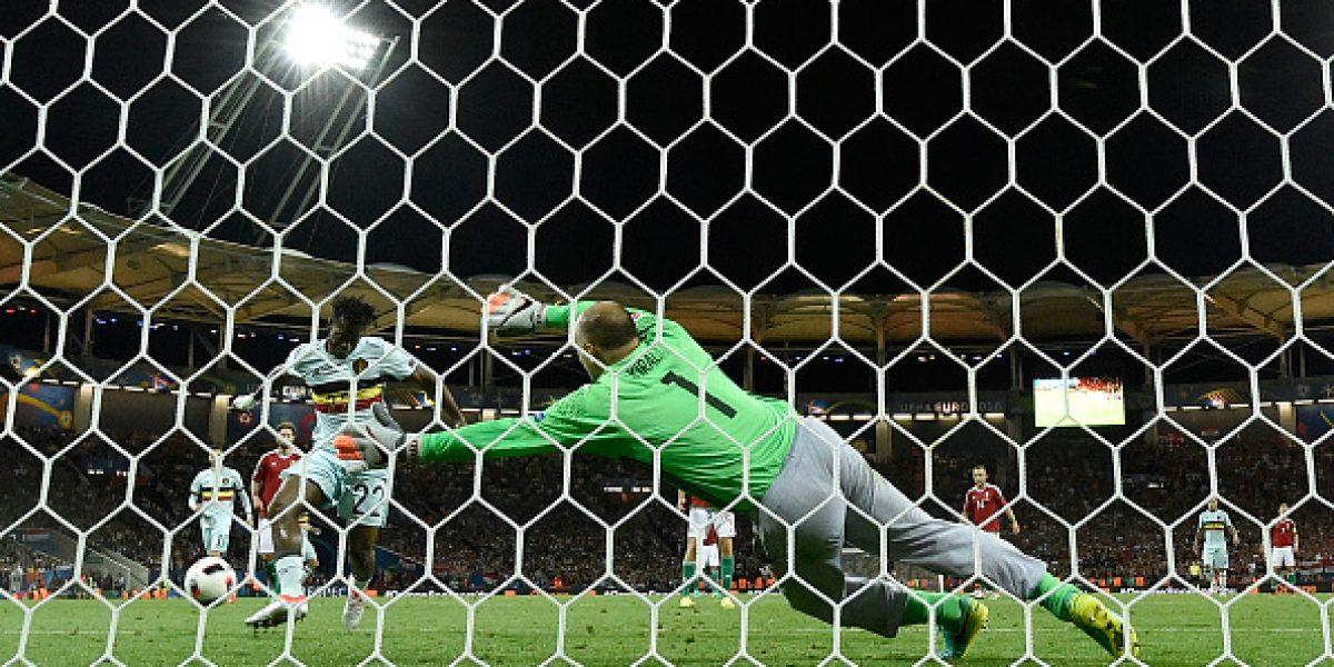 El pintoresco arquero de la Eurocopa le puso fin a su travesía en la selección húngara