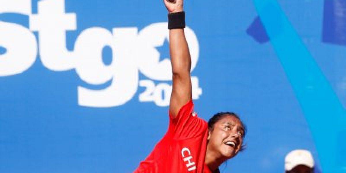 Daniela Seguel hace historia al ingresar a la qualy del US Open