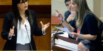 Blanco negó conocimiento sobre pensiones millonarias y Sabat la acusó de