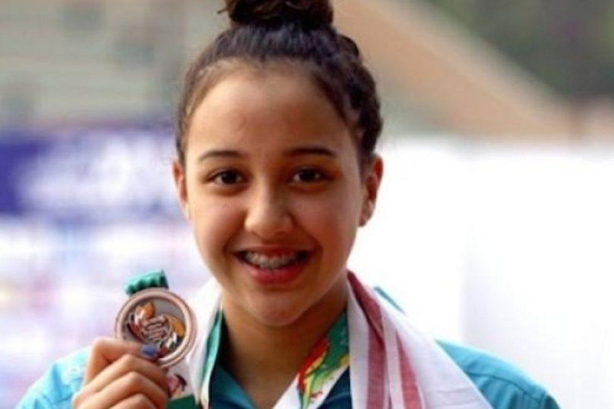 Participará en 100 metros en espalda Foto:rio2016.com. Imagen Por: