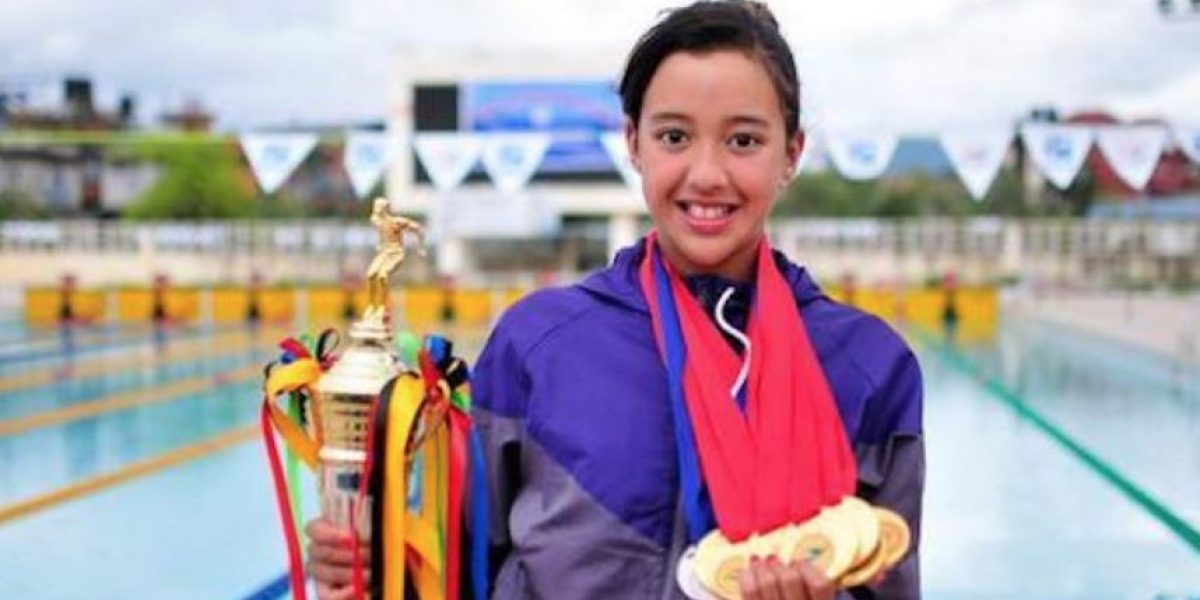 Río 2016: Gaurika Singh, con 13 años es la atleta más joven de los Juegos