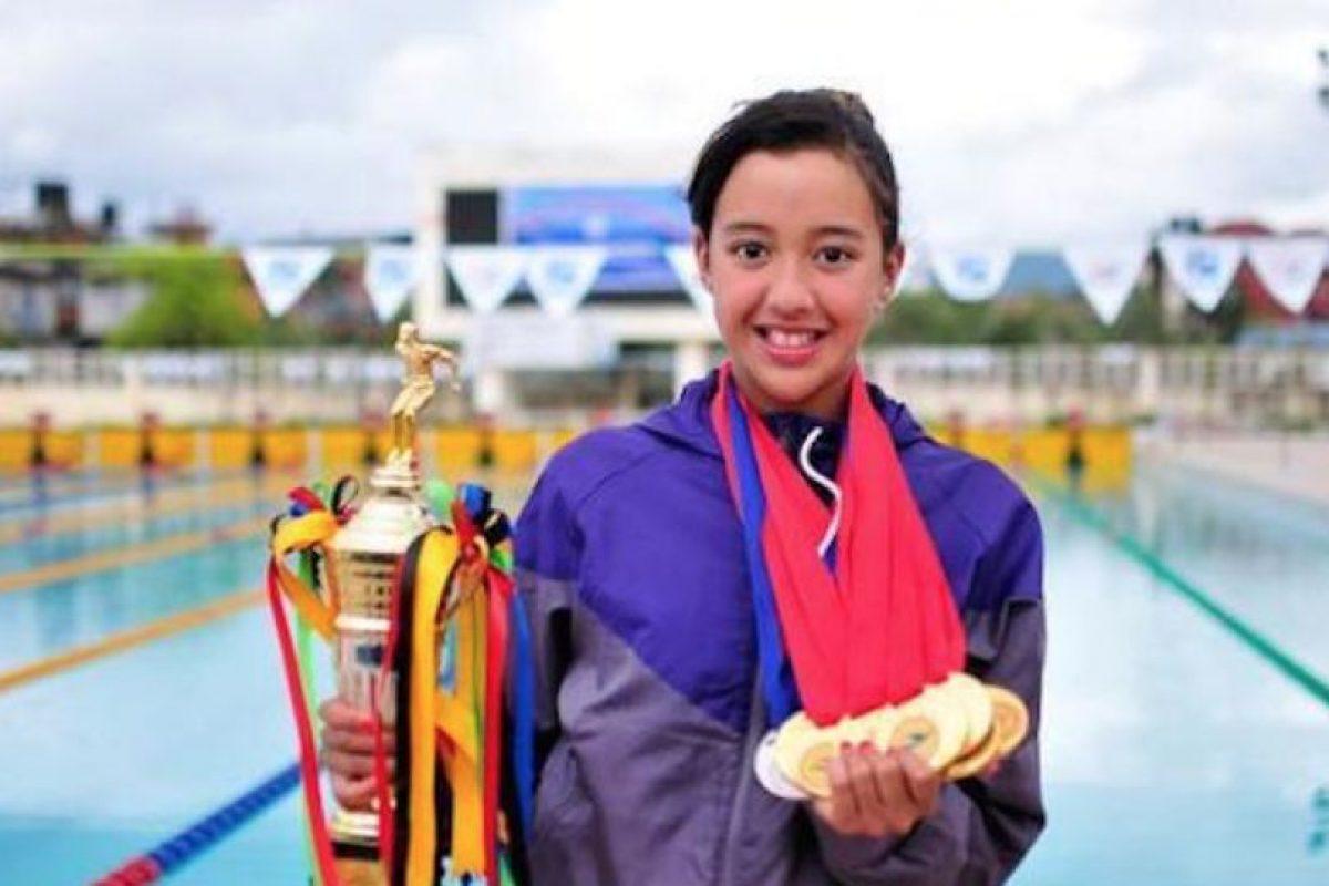 Gaurika Singh es la deportista más joven que participará en Río 2016 Foto:rio2016.com. Imagen Por: