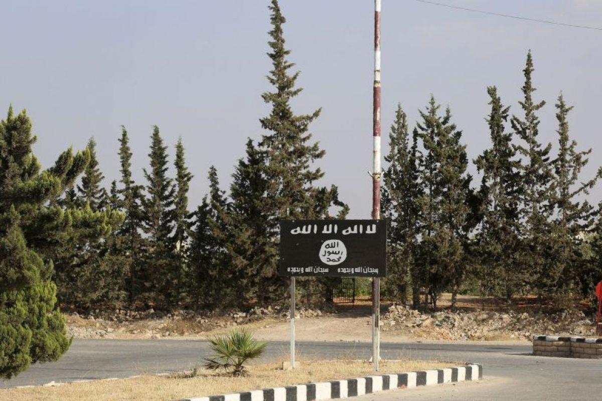 Uno de los centros del grupo para el procesamiento de combatientes extranjeros Foto:Getty Images. Imagen Por: