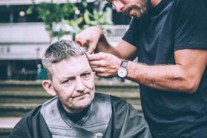 Josh Coombes dejó de ser un simple peluquero para convertirse en uno de los personajes destacados en por medios de todo el mundo Foto:Facebook: Joshua Coombes. Imagen Por: