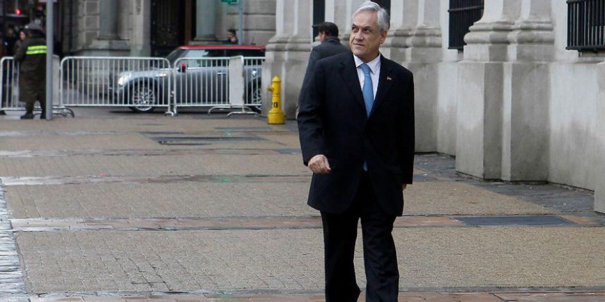 Encuesta Cerc-Mori: Piñera encabeza listado de políticos con más futuro