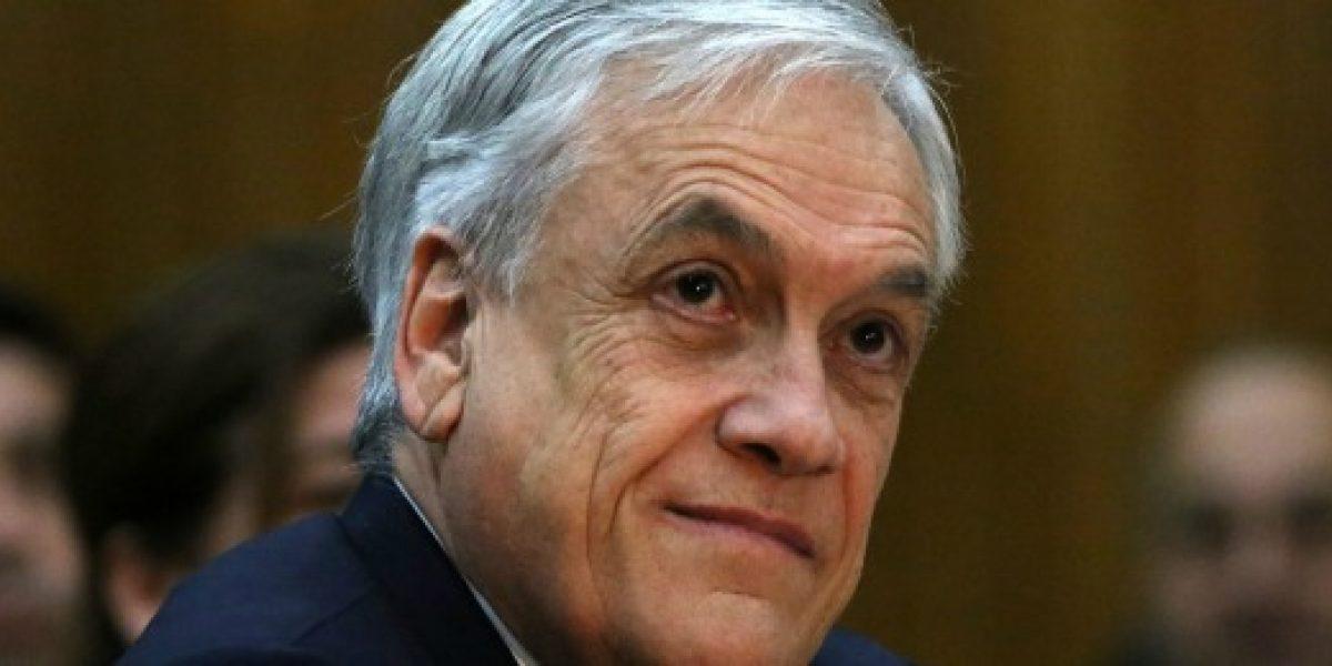 Sebastián Piñera propone sistema tripartito para mejorar pensiones