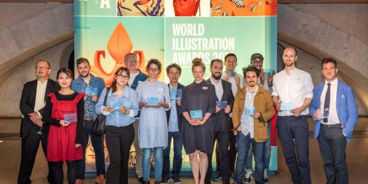 Ilustrador chileno es premiado por obra sobre Nicanor Parra